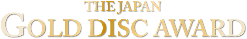 THE JAPAN GOLD DISC AWARD